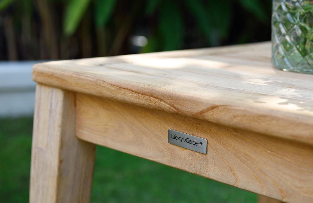 Muebles de terraza y jardín, materiales LifestyleGarden