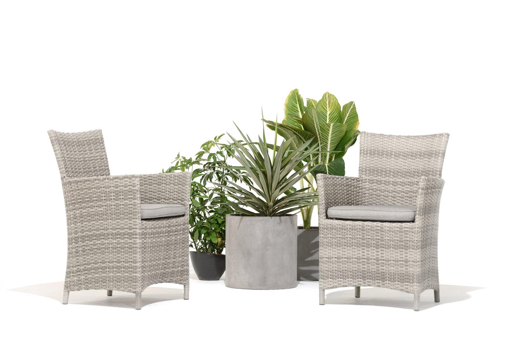 Viste tu terraza con plantas y flores