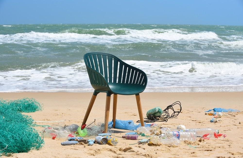Mobiliario exterior, creación ética y sostenible