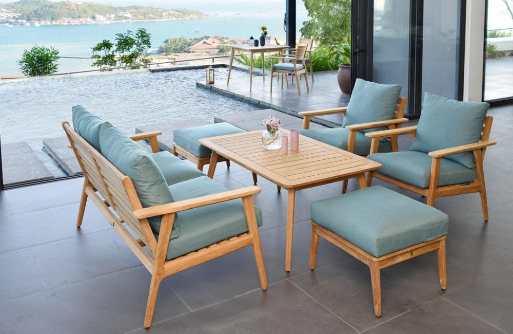 Muebles exterior, colecciones LifestyleGarden