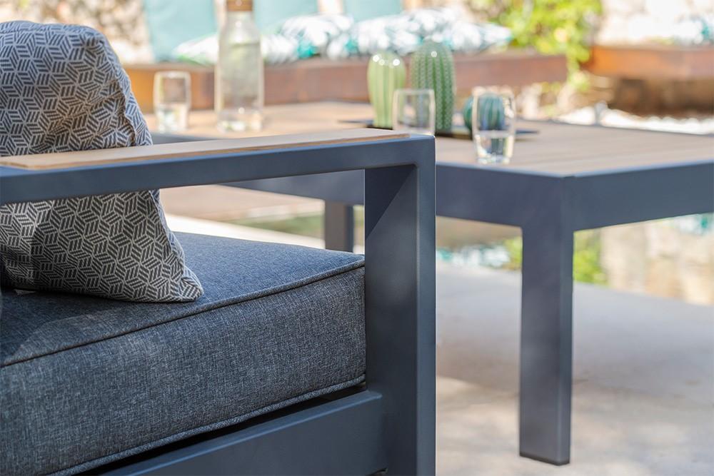 Muebles para terraza y jardín en Madrid