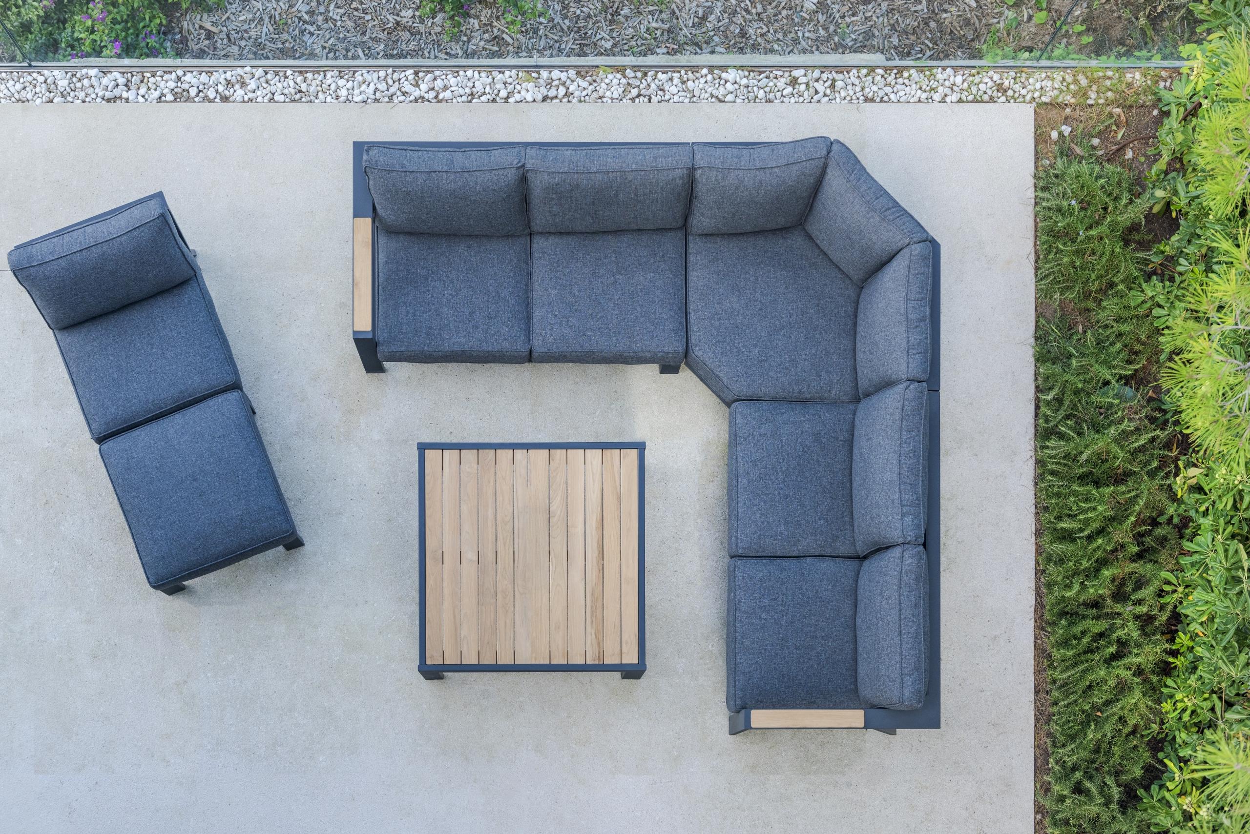 Muebles de exterior para terraza
