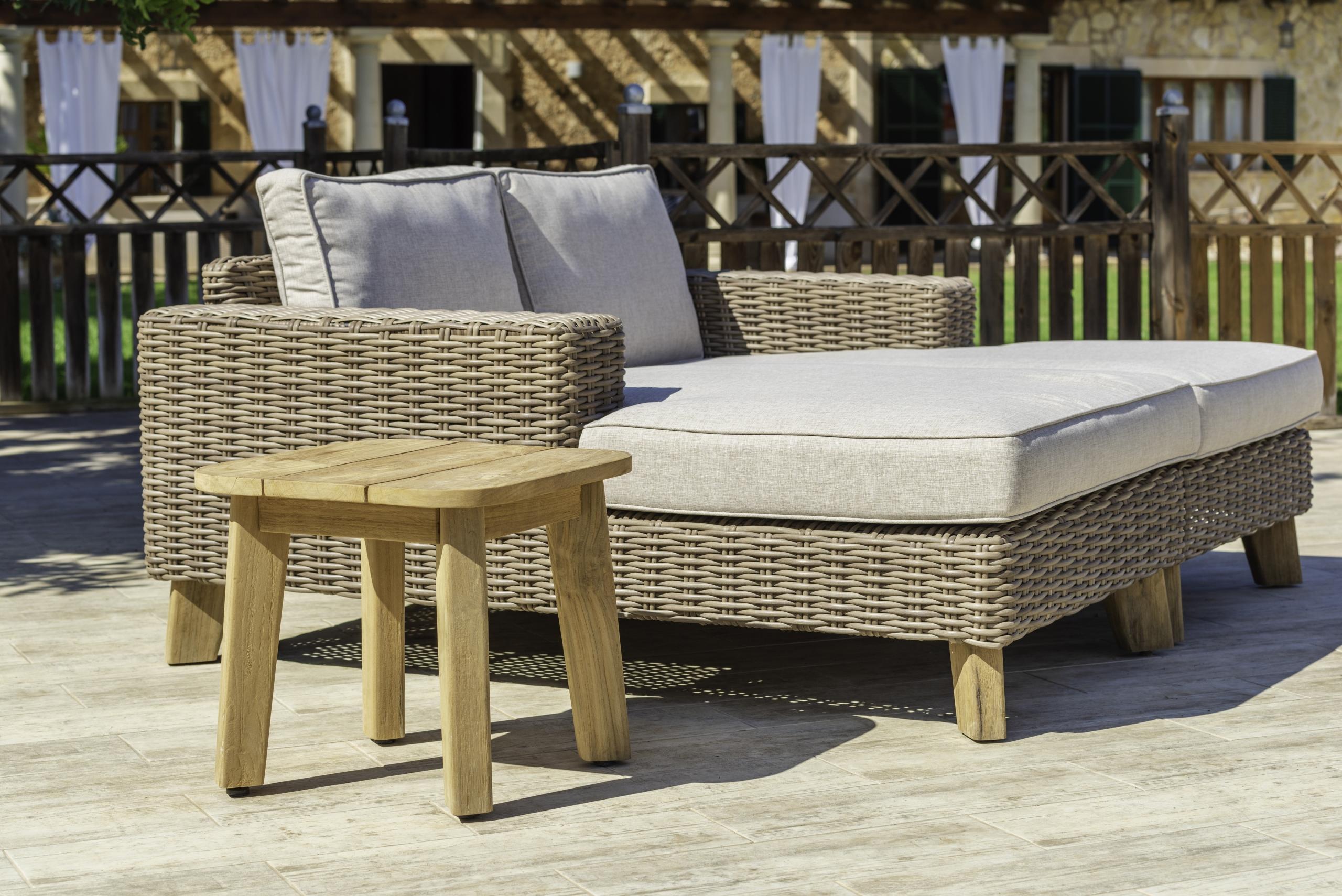 Los mejores muebles de exterior para jardín y terraza para el verano