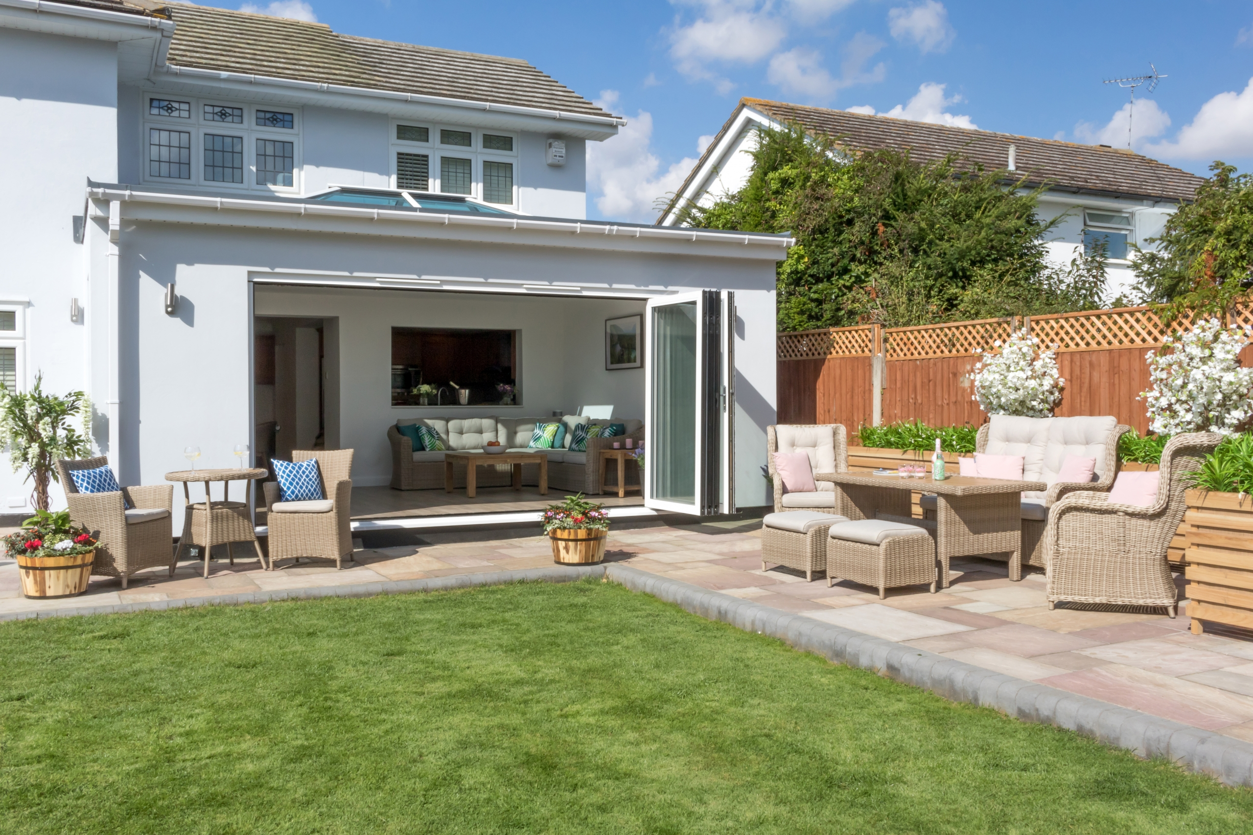Los mejores muebles para terraza y balcón
