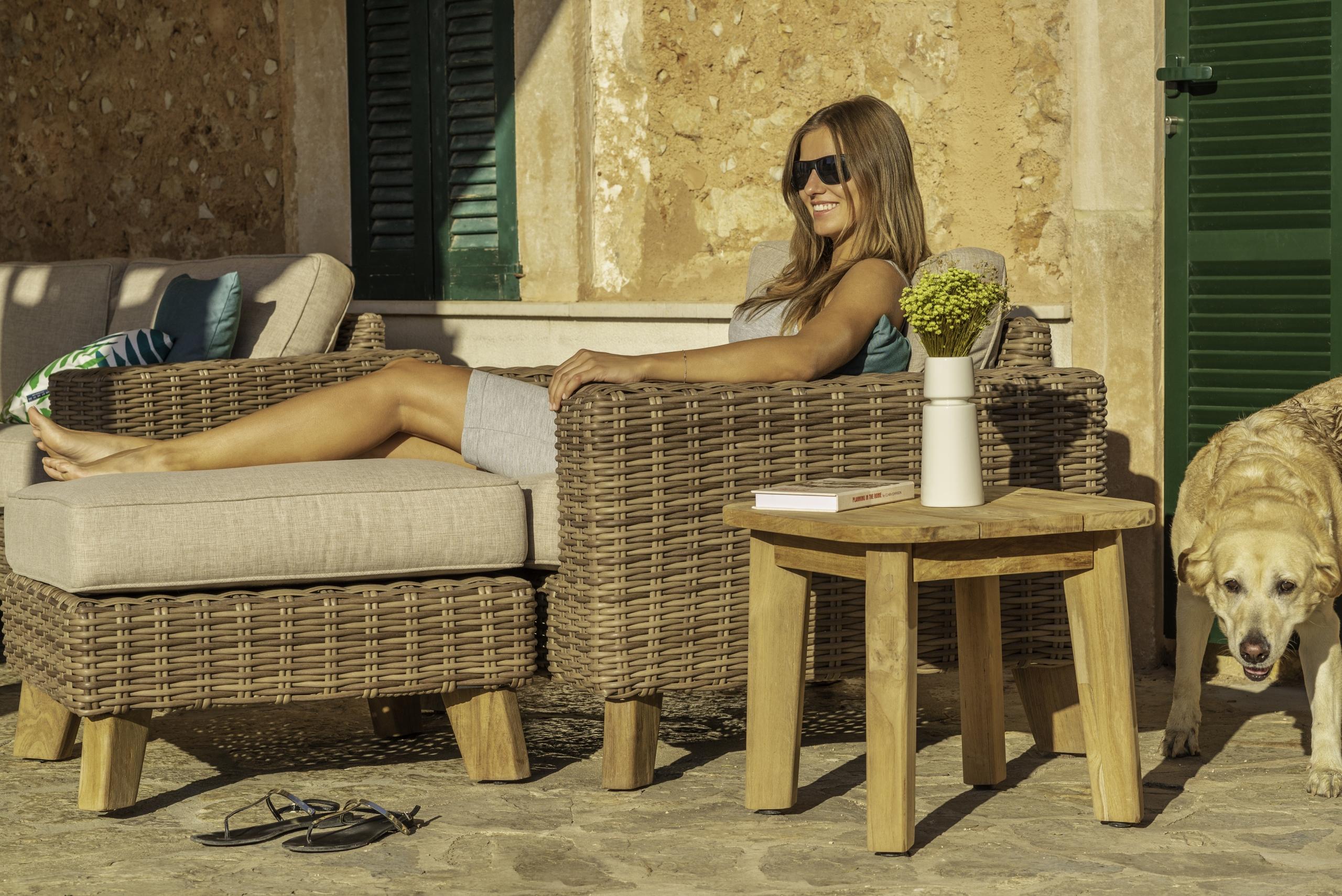 Muebles para terraza y jardín