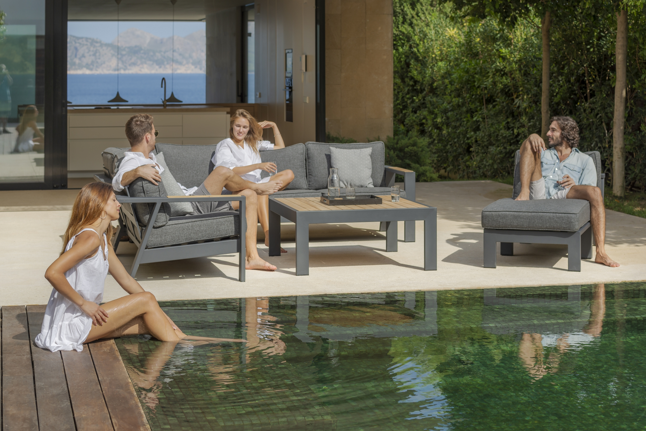 Las mejores colecciones de muebles para terraza y jardín