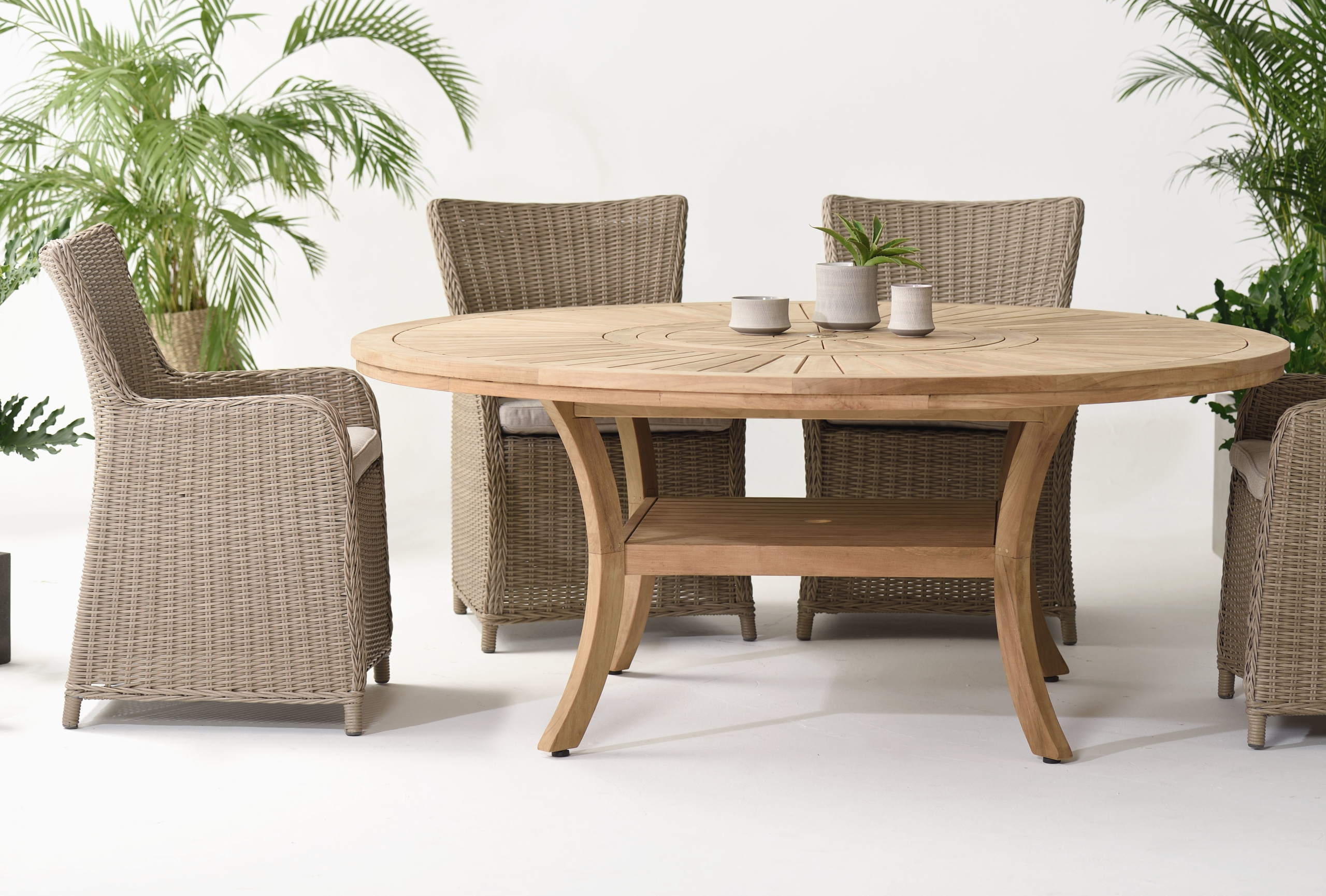 Consejos para elegir mesas de jardín