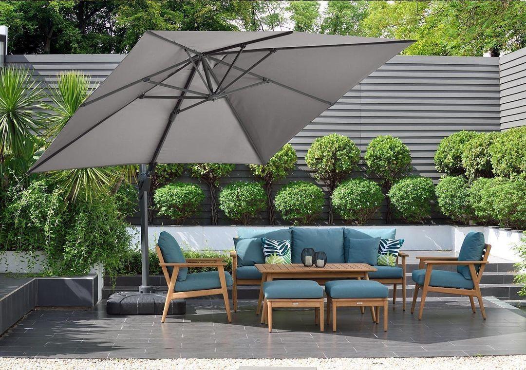 Muebles de exterior para terraza incluso en invierno
