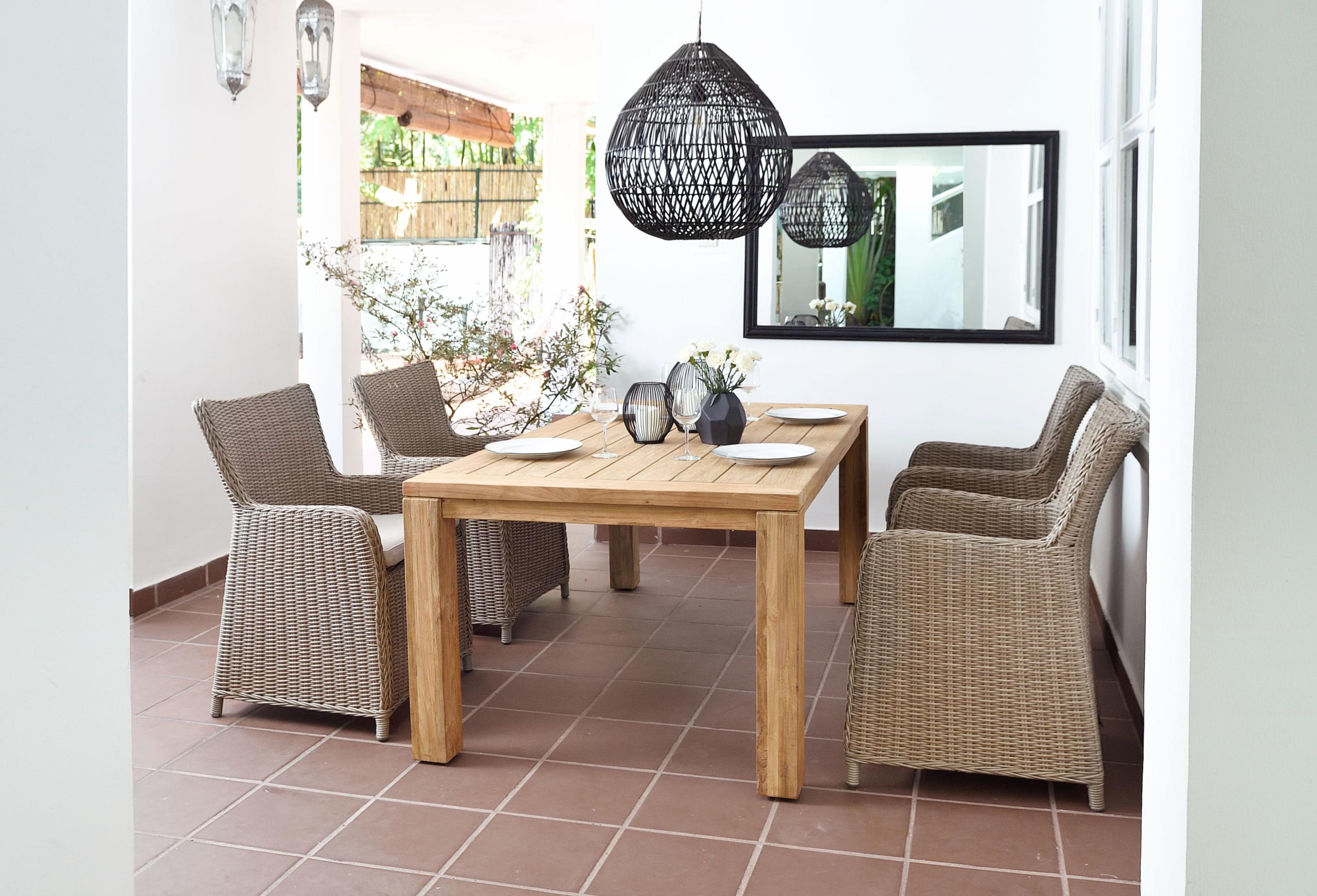 Muebles para terraza y jardín- Colecciones para interior