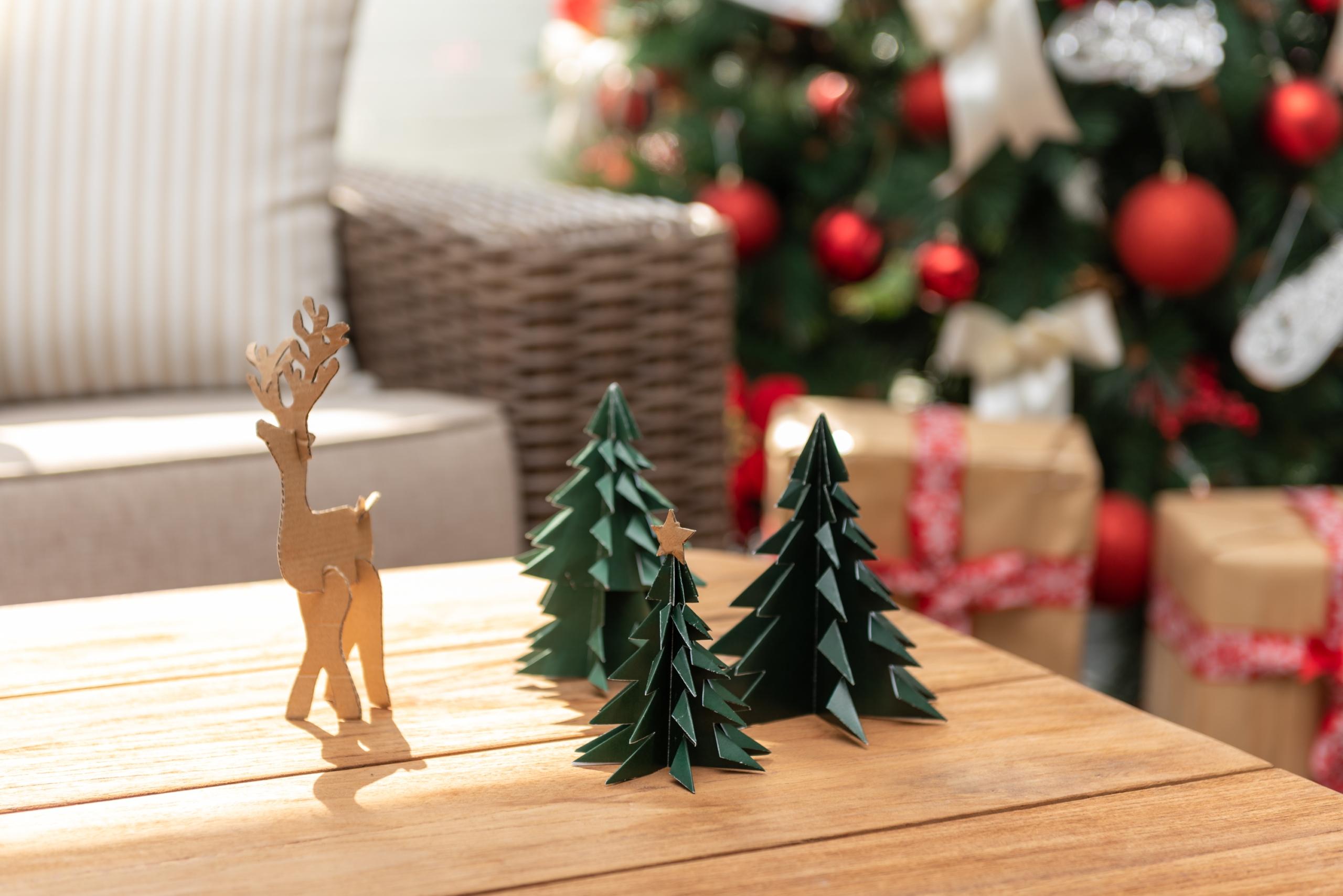 ¿Cómo reciclar el árbol de Navidad?