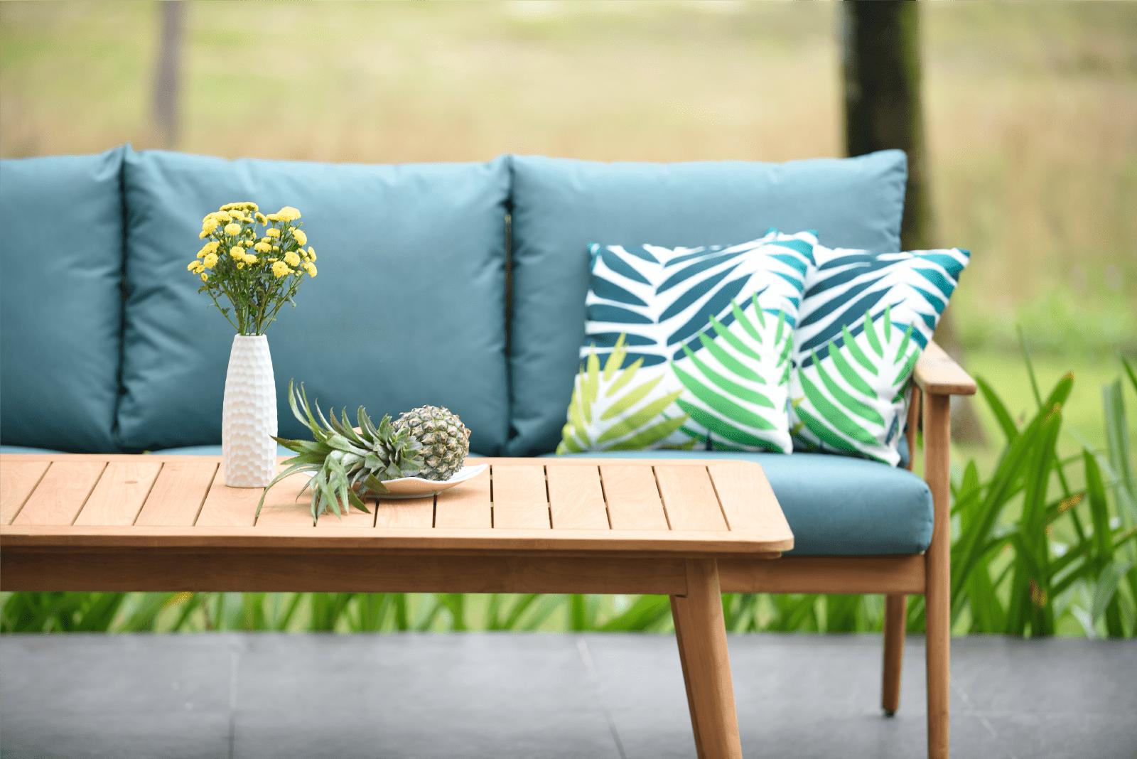¿Cómo proteger tus muebles de jardín?