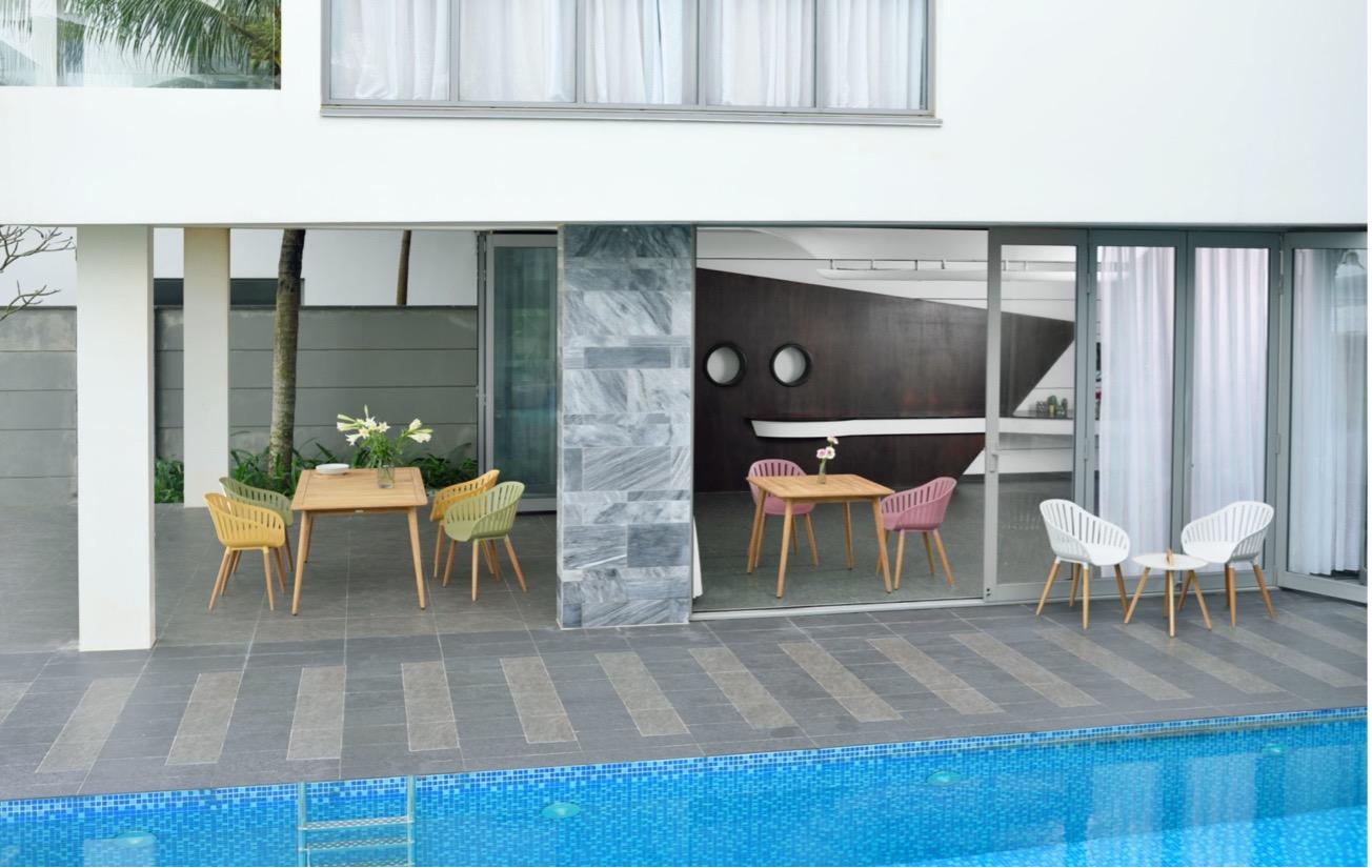 Verano 2021: tendencias en muebles  para terraza y jardín