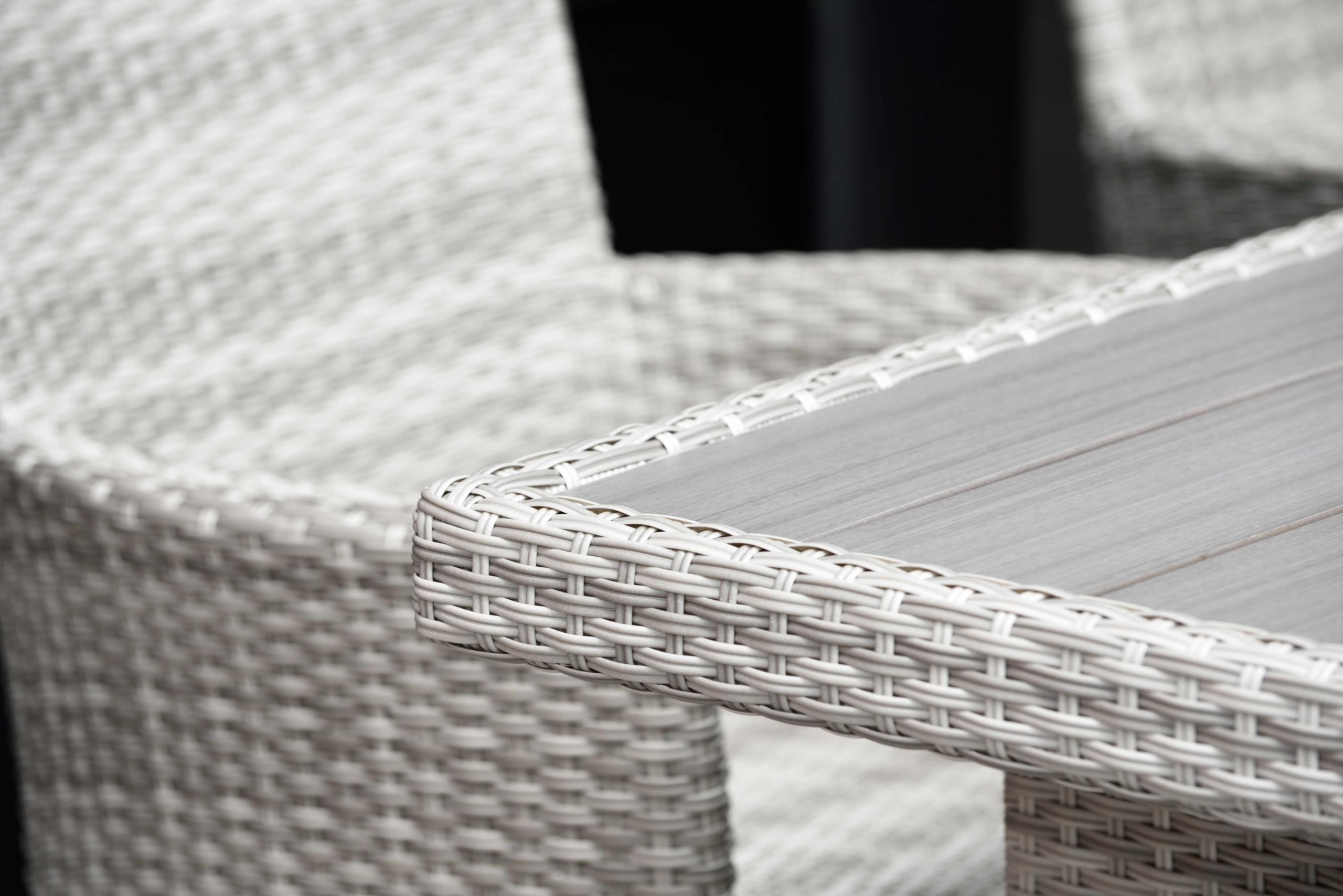 Materiales de los muebles de exterior